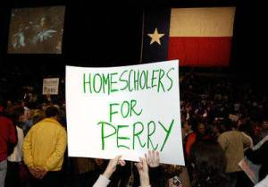 Homeschoolers for Perry